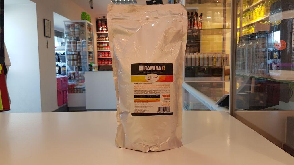 Witamina C - Vivio Muscle Power Częstochowa - sklep z suplementami i zdrową żywnością