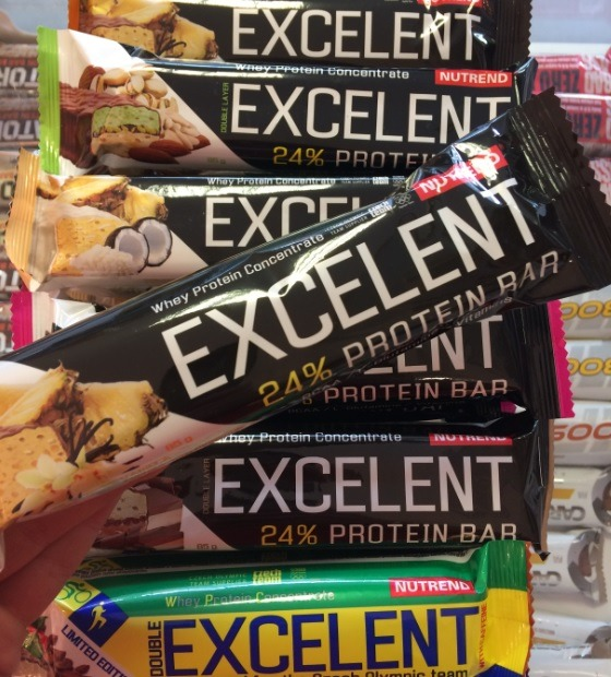 Baton- Excelent bar protein-Nutrend Muscle Power Czestochowa