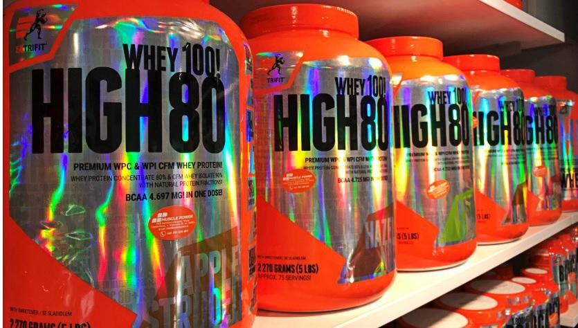 Degustacja białek Extrifit, rabat 10% na całą markę . Muscle Power Częstochowa- sklep z odżywkami i zdrową żwynością