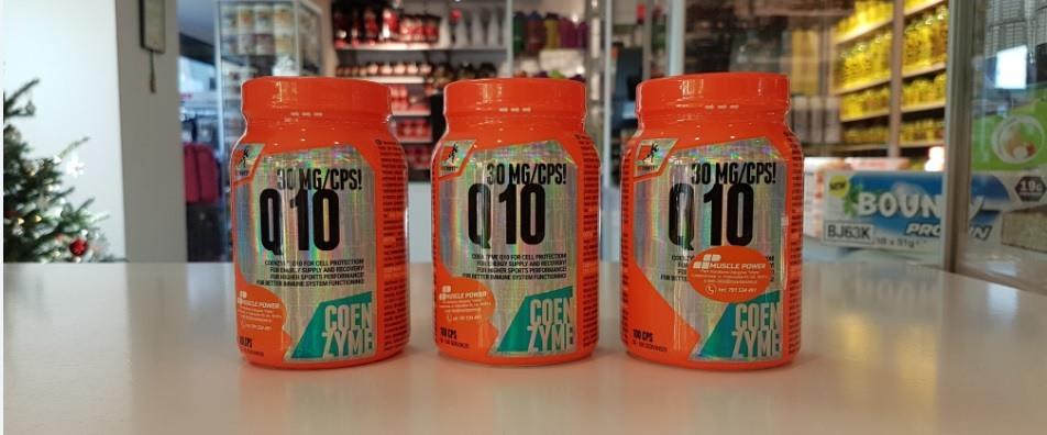 Nowość marki Extrifit- koenzym q10 .Częstochowa Muscle Power. sklep z suplementami i zdrową żywnością