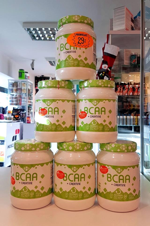 Super cena BCAA + Creatine marki Superb 29,00zł