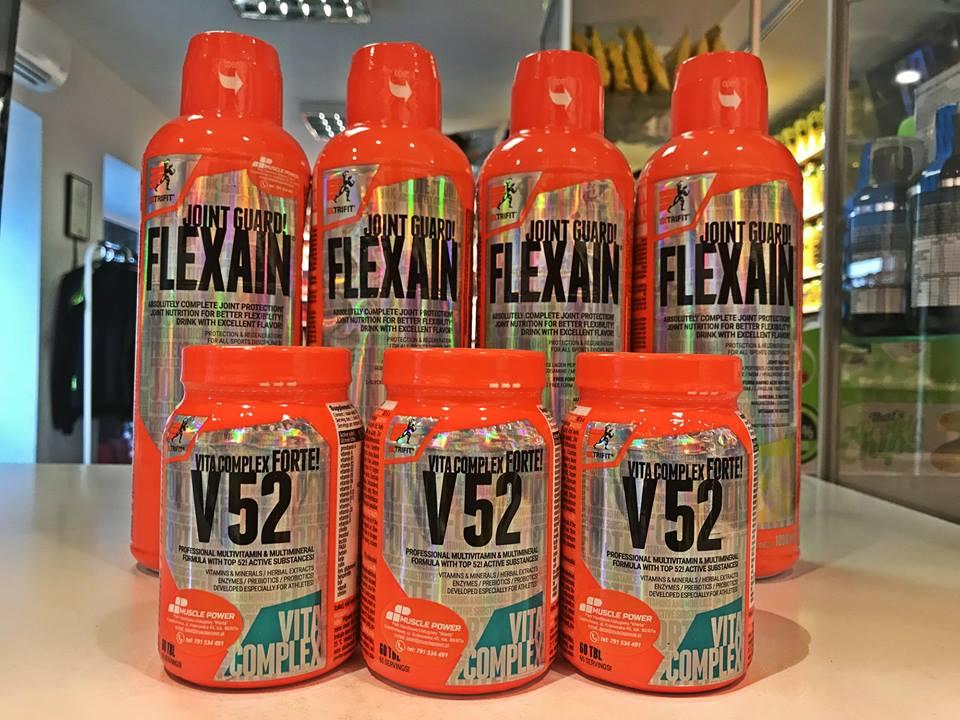 Powrót kultowych produktów marki Extrifit Muscle Power Częstochowa - sklep z odżywkami i zdrową żywnością