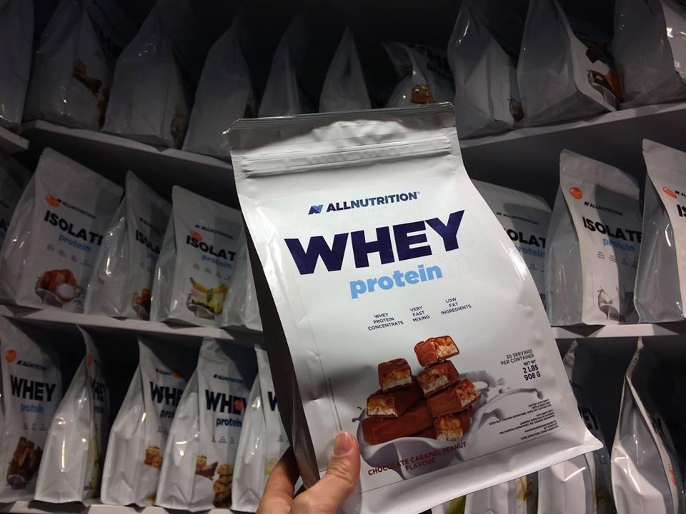 ALLNUTRITION w Muscle Power Częstochowa - sklep z suplementami i zdrową żywnością