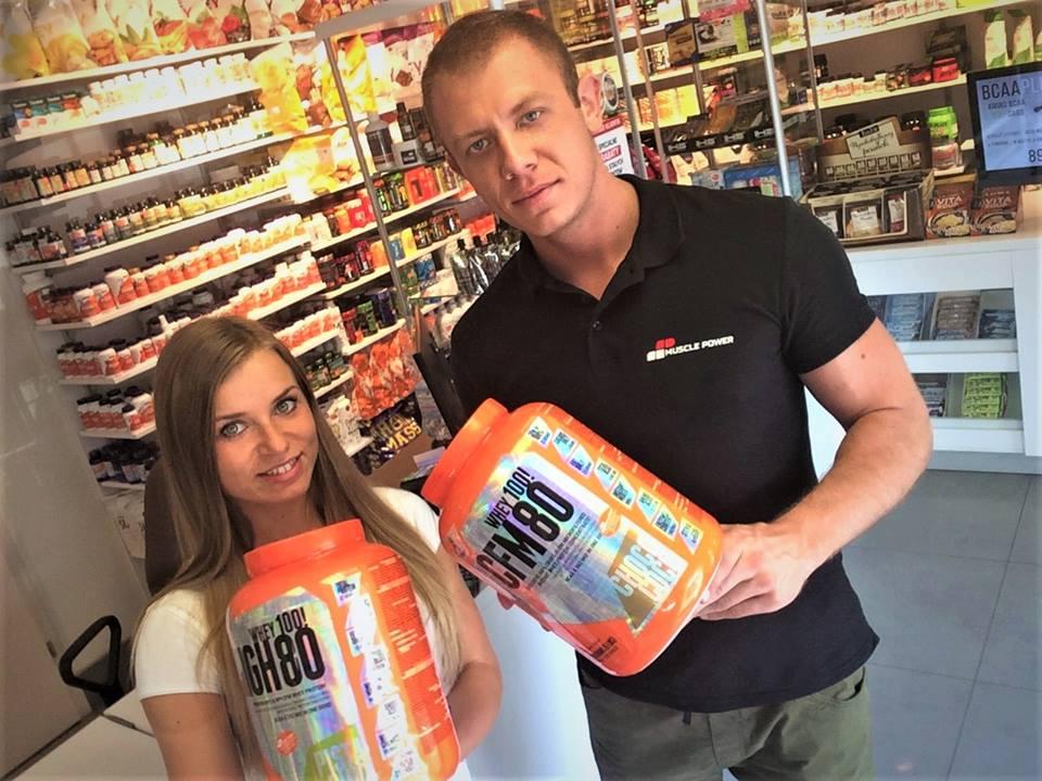Najlepsza cena odżywek białkowych z Extrifit ! 99zł- 2270g !