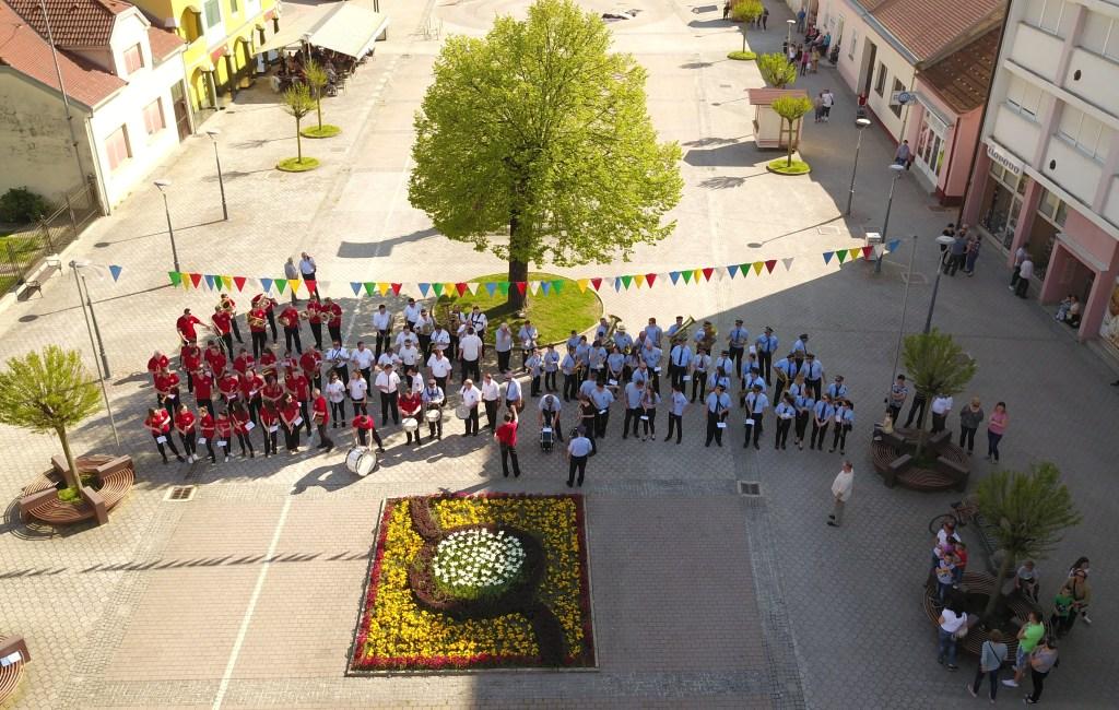 15. smotra puhačkih orkestara varaždinske županije