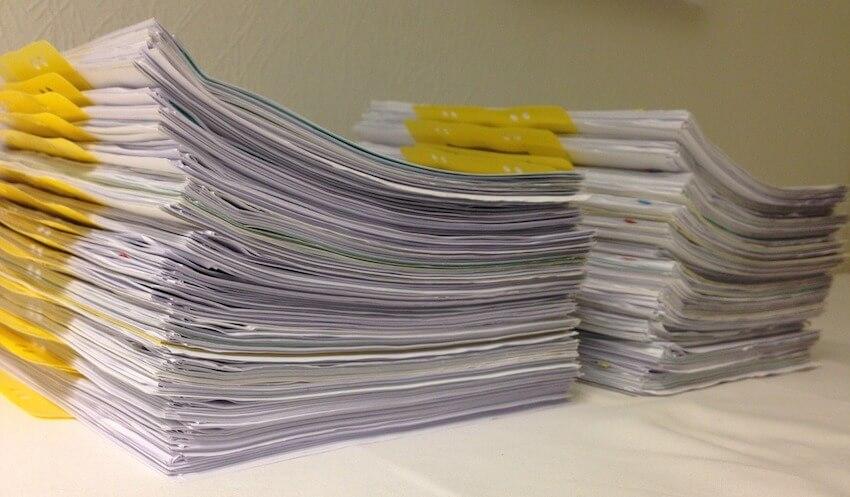 dokumenti u fasciklima