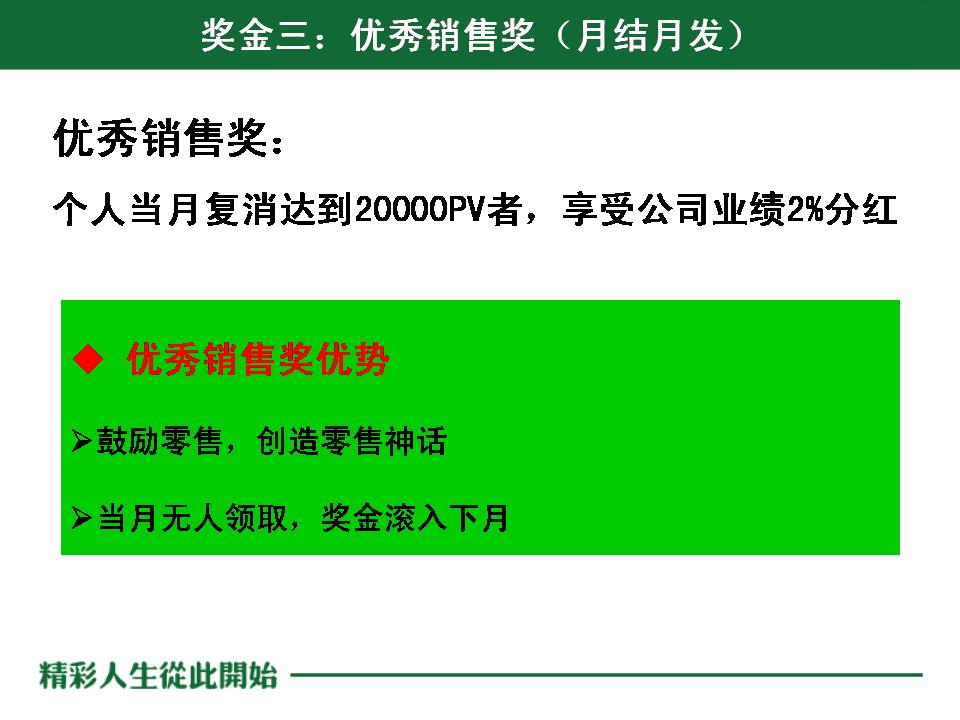 春芝堂卓越系統 - 春芝堂獎金制度詳解