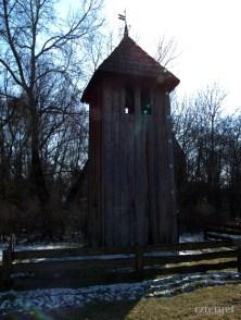 Wieża-dzwonnica z Goli. II połowa XIX w/
