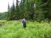 2014.09 Obóz Klasztor17 - krajobrazy parku