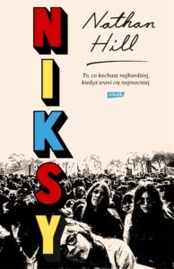 """Okładka książki """"NIKSY"""". Książkowe premiery wrzesień"""