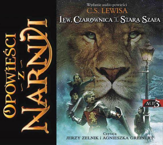 """""""Opowieści z Narnii"""" C.S. Lewis; Wywiad z Agnieszką Heydrych"""