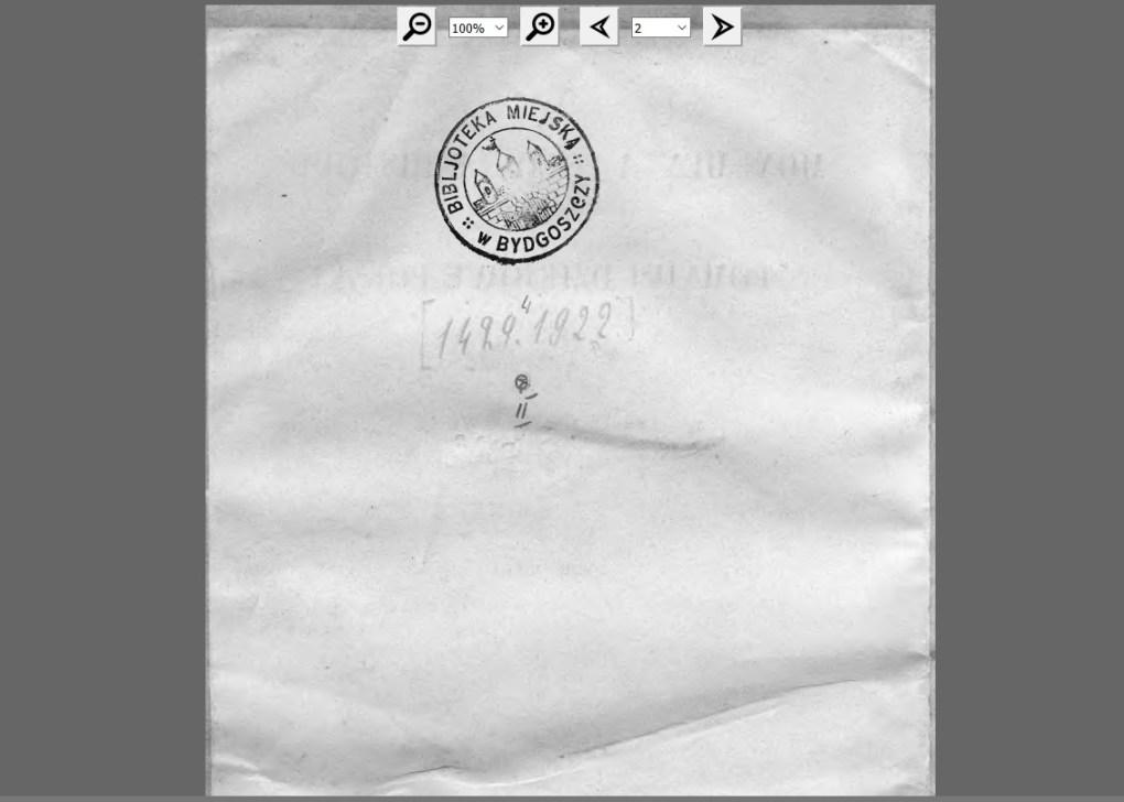 Publikacja pochodzi z zasobów Kujawsko Pomorskiej Biblioteki Cyfrowej