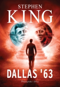 Dallas '63, Stephen King serial Dark