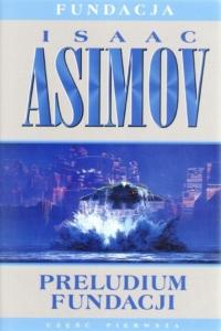 asimov książka fundacja serial