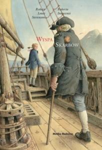 Wyspa Skarbów to najpopularniejsza powieść przygodowa, której akcja dzieje się też na morzu