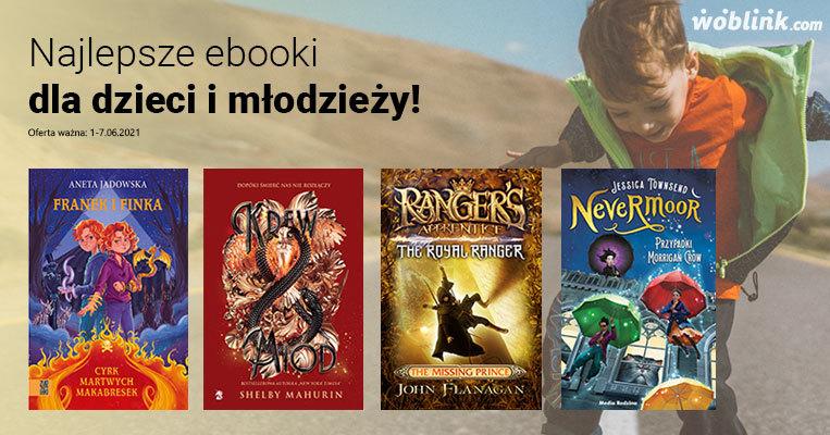 dla dzieci i młodzieży książki ebooki