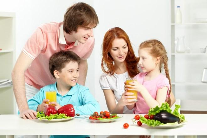 wychowanie dzieci śniadanie