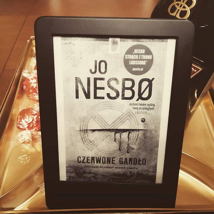 Czerwone gardło – Jo Nesbo