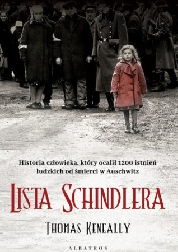 Lista Schindlera - Thomas Keneally