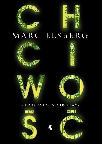 Chciwość - Marc Elsberg