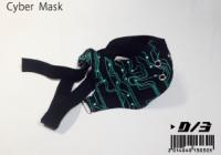 D/3_cyber_mask (ディースリー サイバー マスク) d3
