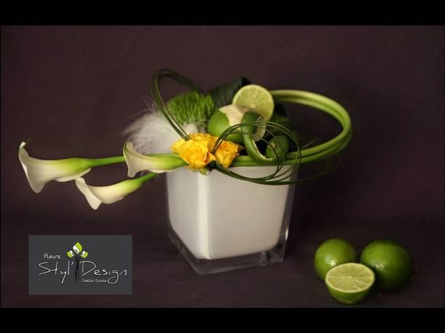 Photographe corporate pour Entreprises fleuriste styldesign Beaumont