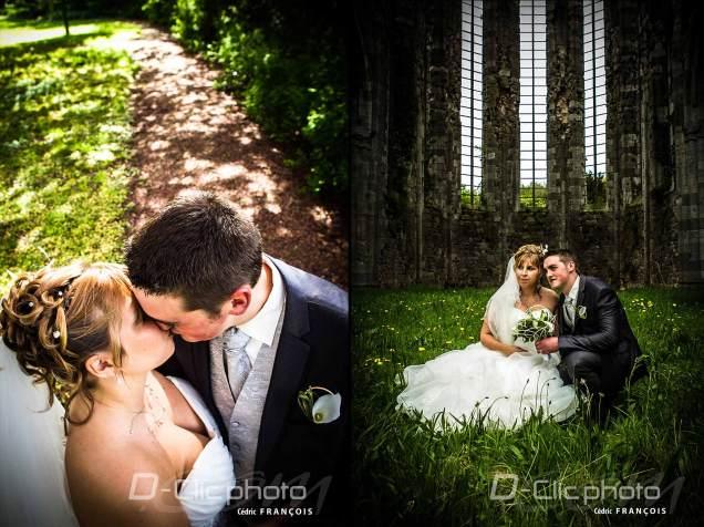 Photographe de mariage Charleroi