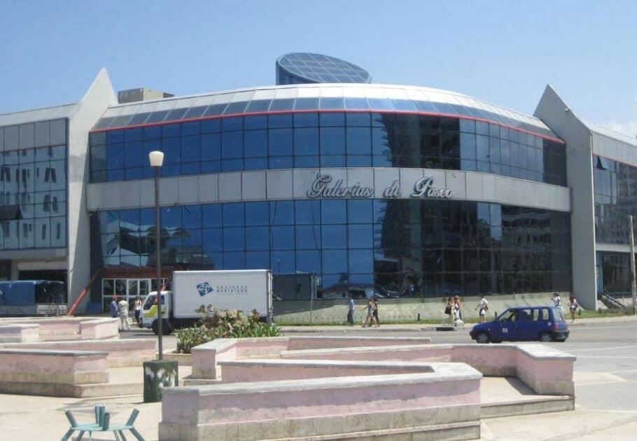 Centro Comercial Galeras Paseo DCuba