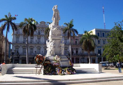 Parque Central de La Habana DCuba