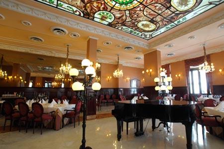Restaurante Caf del Oriente DCuba