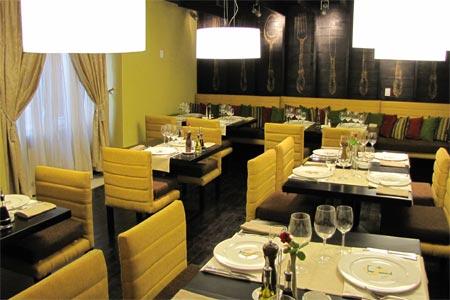 Restaurante Conde del Castillo DCuba