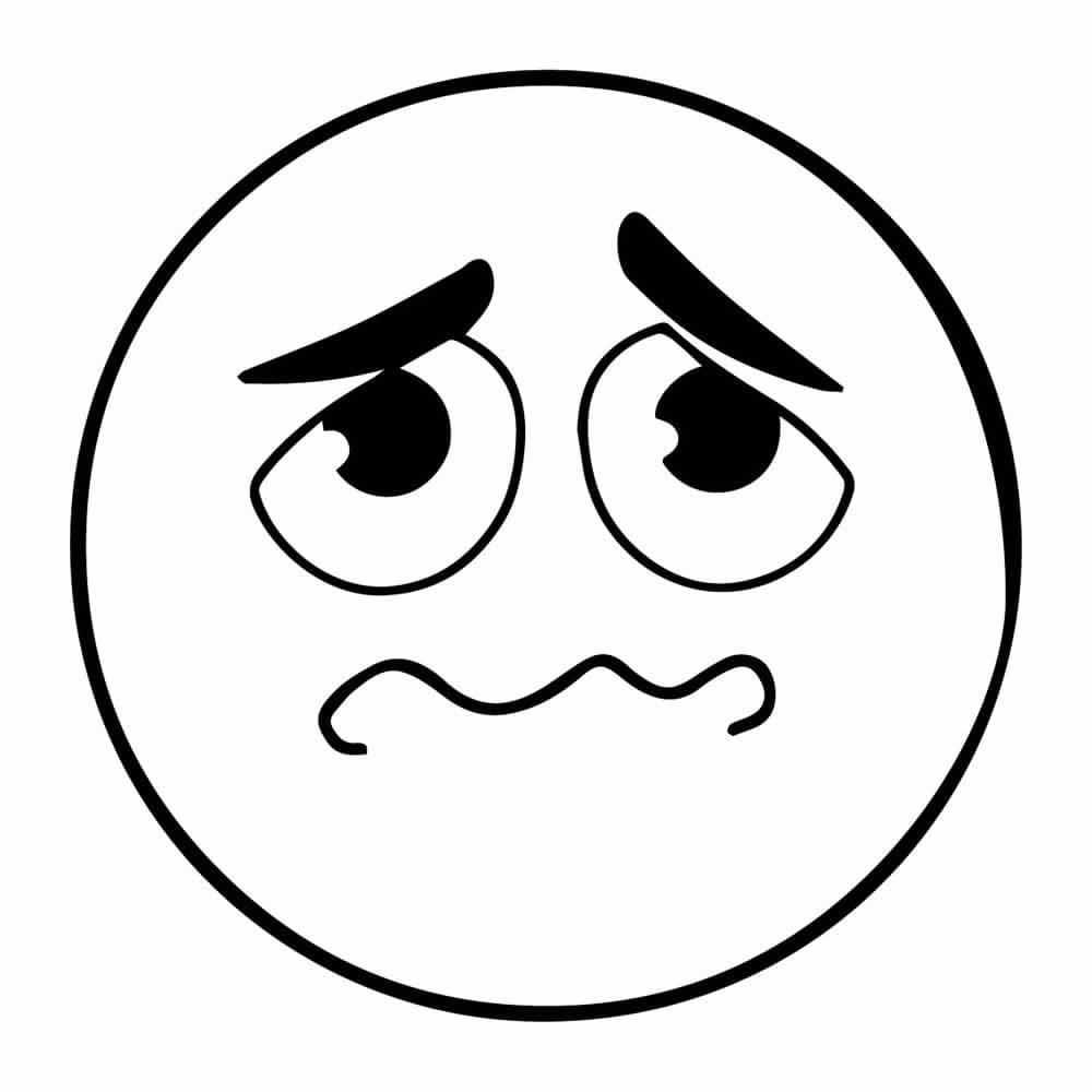 Emojis Para Colorear Pdf Imágenes De Emojis Para Imprimir Jugar Y
