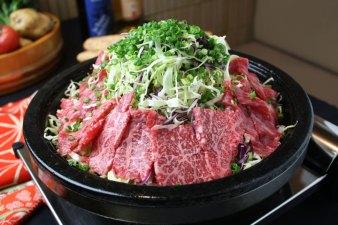 肉も野菜もしっかり摂れる