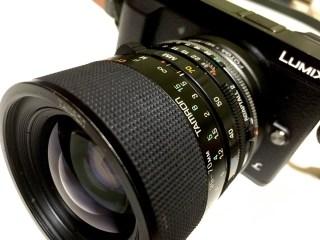 TAMRON 35-70mm F3.5-4.5 CF MACRO BBAR MC ADAPTALL 2 09A
