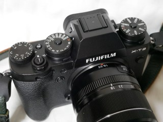 Nikon D750 から FUJIFILM X-T2 へ