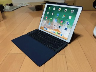 【はなまる♥漫画】iPad Pro 12.9 inch (2017) を入手したよ