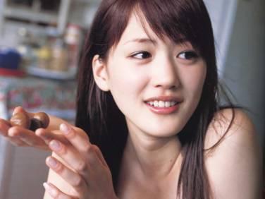 独身女性芸能人 天使 綾瀬はるか