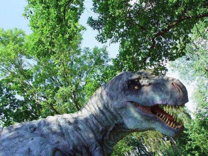 ティラノサウルス・レックスの画像