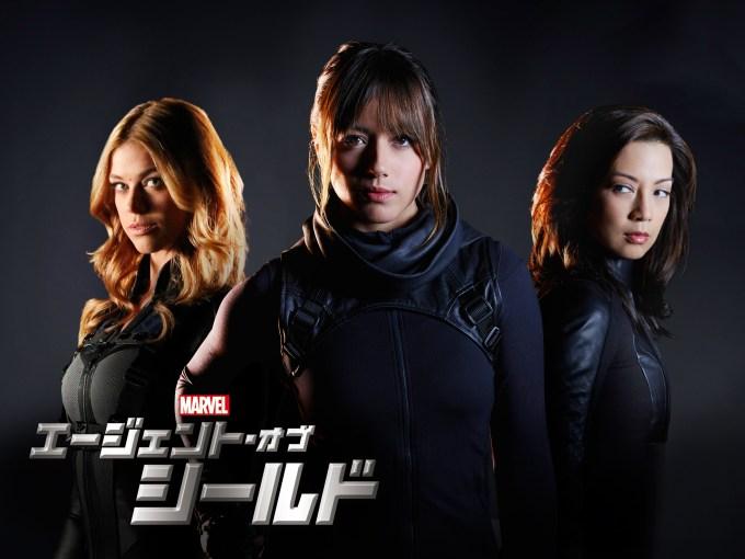 ドラマ「エージェントオブ・オブ・シールド/シーズン2」のキャスト