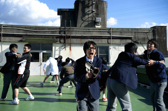神木隆之介主演映画『桐島、部活やめるってよ』
