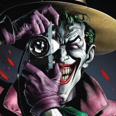 DCコミックス・アニメ作品バットマン:キリング・ジョークの画像