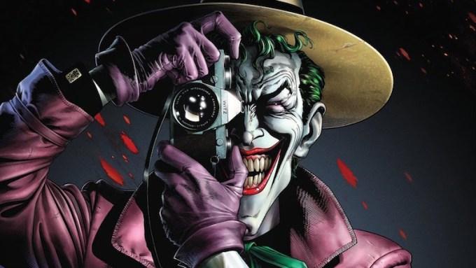 DCコミックスの人気アニメバットマン:キリング・ジョークの画像