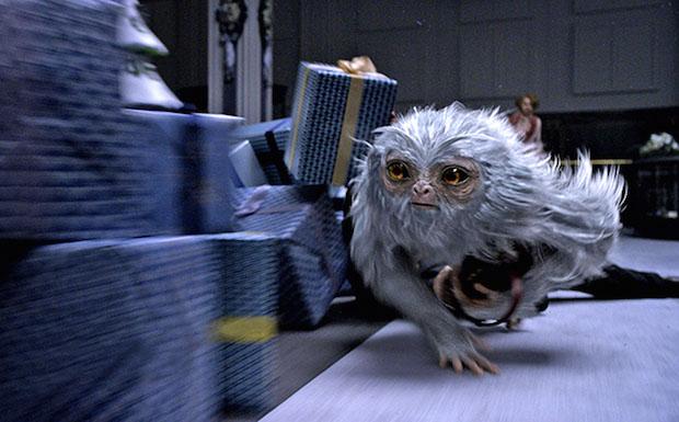 映画ファンタスティックビーストの登場する魔法生物デミガイズの画像