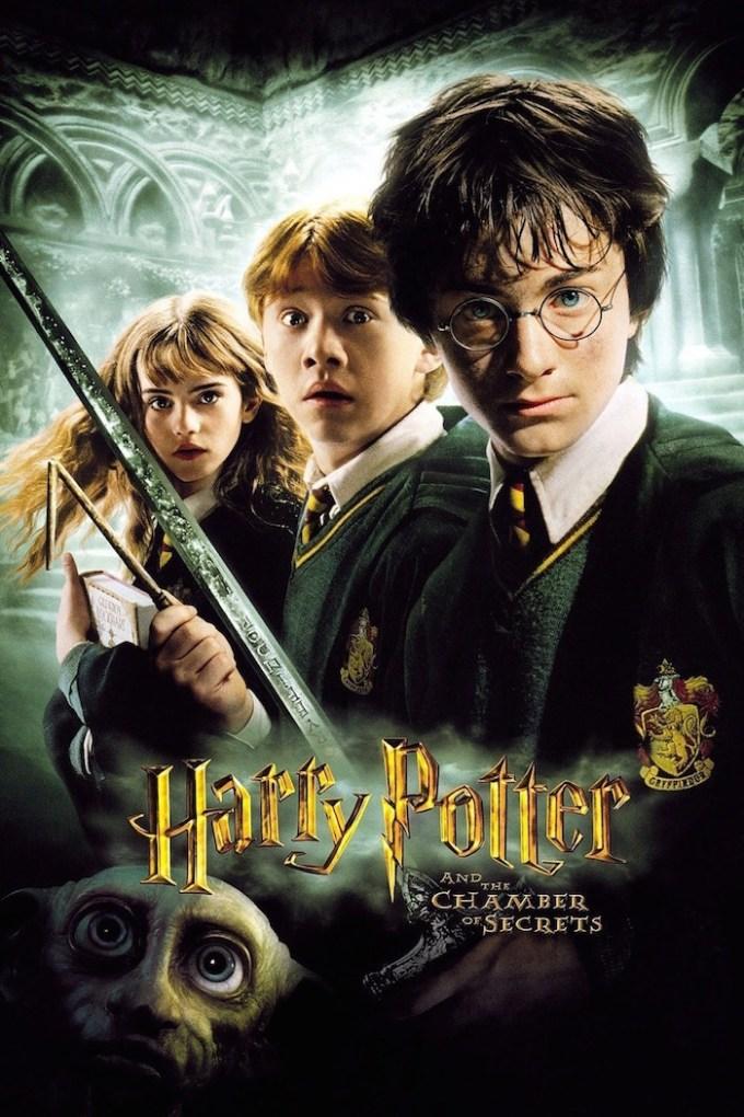 第2作目『ハリー・ポッターと秘密の部屋』の登場人物と画像