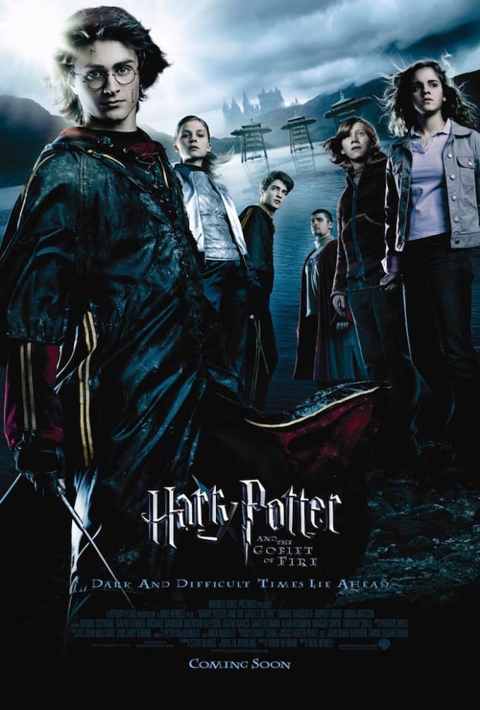 第4作目『ハリー・ポッターと炎のゴブレット』の登場人物と画像