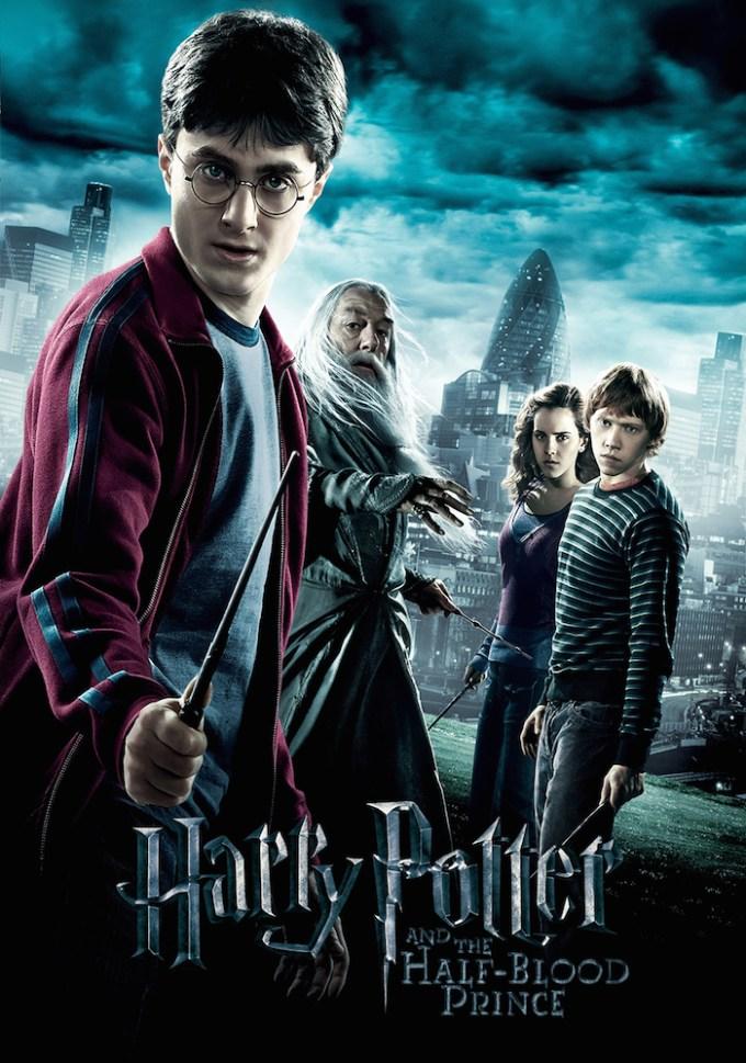 第6作目『ハリー・ポッターと謎のプリンス』の登場人物と画像