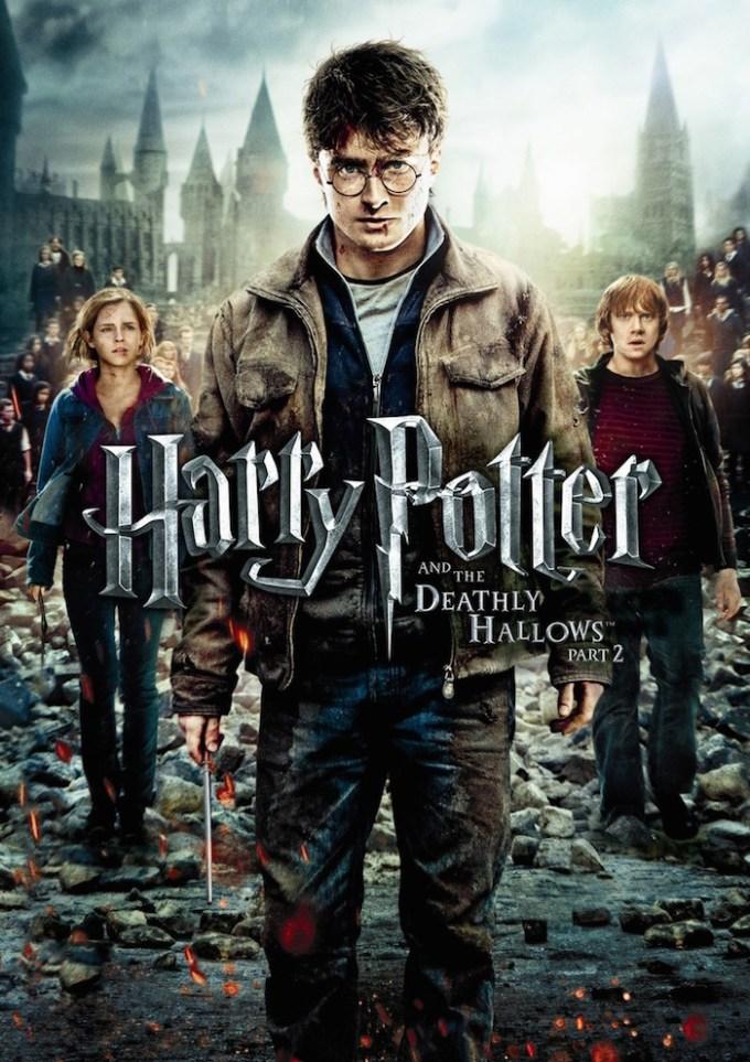 第8作目『ハリー・ポッターと死の秘宝 PART2』の登場人物と画像
