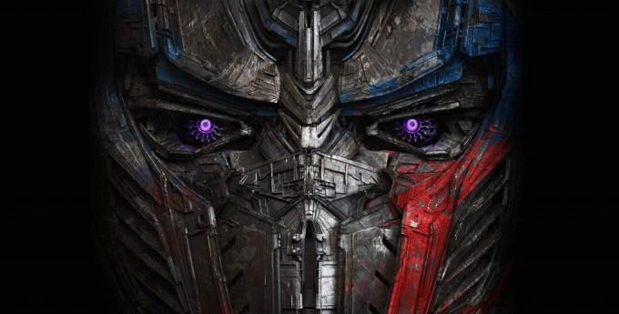 最新作映画『トランスフォーマー5/最後の騎士王』のオプティマス・プライムの画像