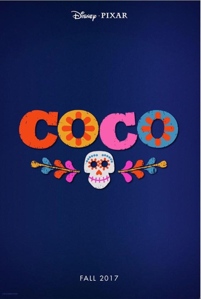 2017年公開予定の映画『ココ/coco』の画像