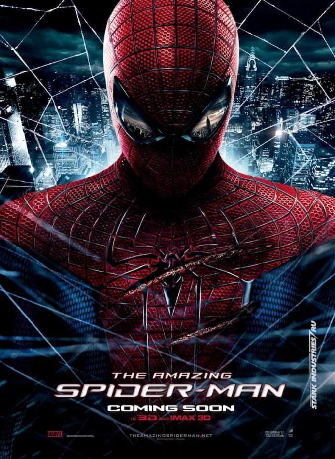 映画アメイジング・スパイダーマン(2012年)の登場人物と画像